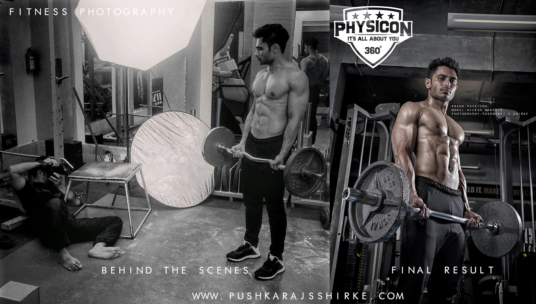 fitness-photography-lighting-behind-the-scenes-pushkaraj-s-shirke-lighting-gym