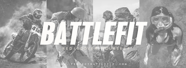 BATTLEFIT REDISCOVER YOURSELF