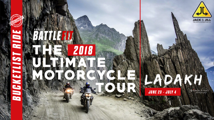 ladakh ride new poster